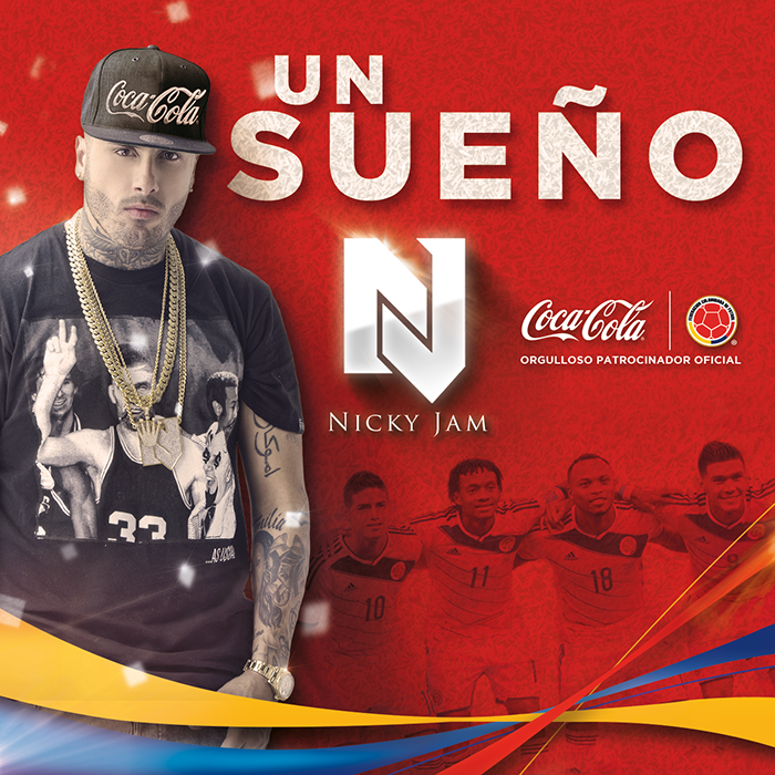 Nicky Jam - Un Sueno Seleccion Colombia