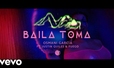Osmani Garcia Ft. Justin Quiles Y Fuego - Baila Toma (Official Video)