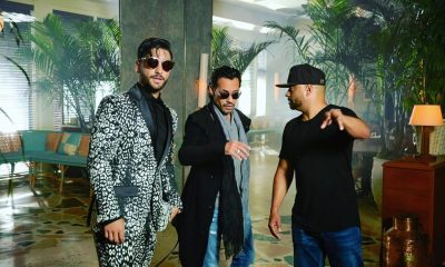 Maluma estrena video musical con Marc Anthony