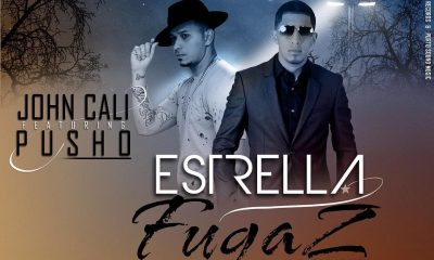 cover John Cali Ft. Pusho - Estrella Fugaz