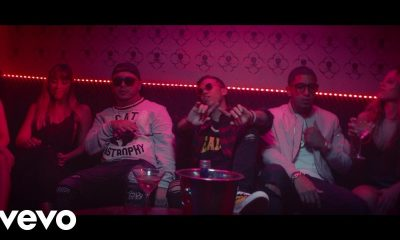 Pusho Ft. Jhay Cortez Y Jory Boy - Donde No Se Vea (Official Video)